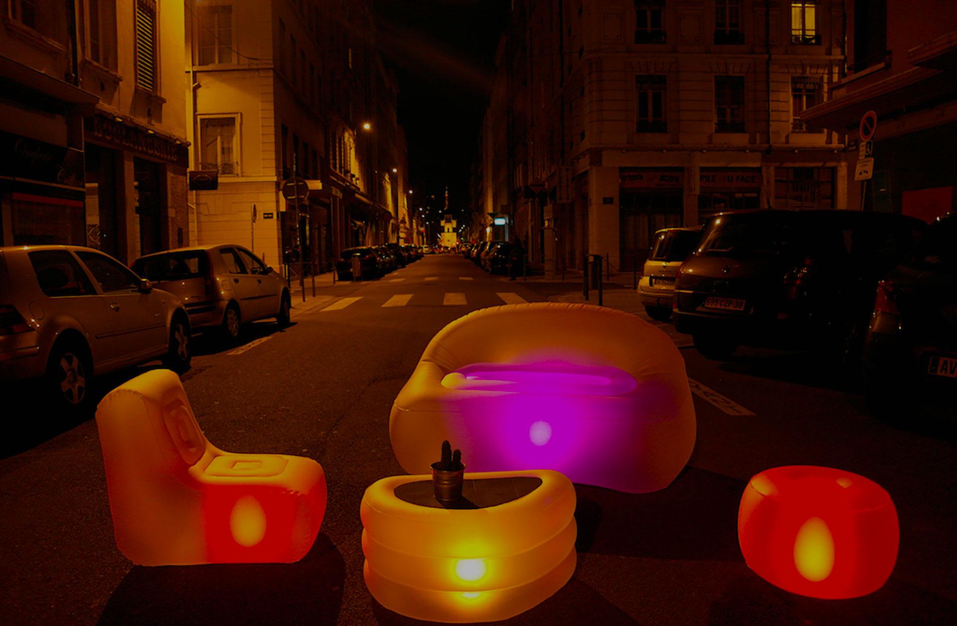 meubles-gonflables-lumineux-nuit