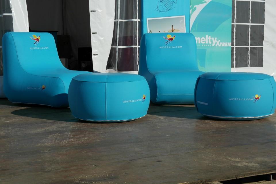 mobilier personnalisable terrasse unc pro