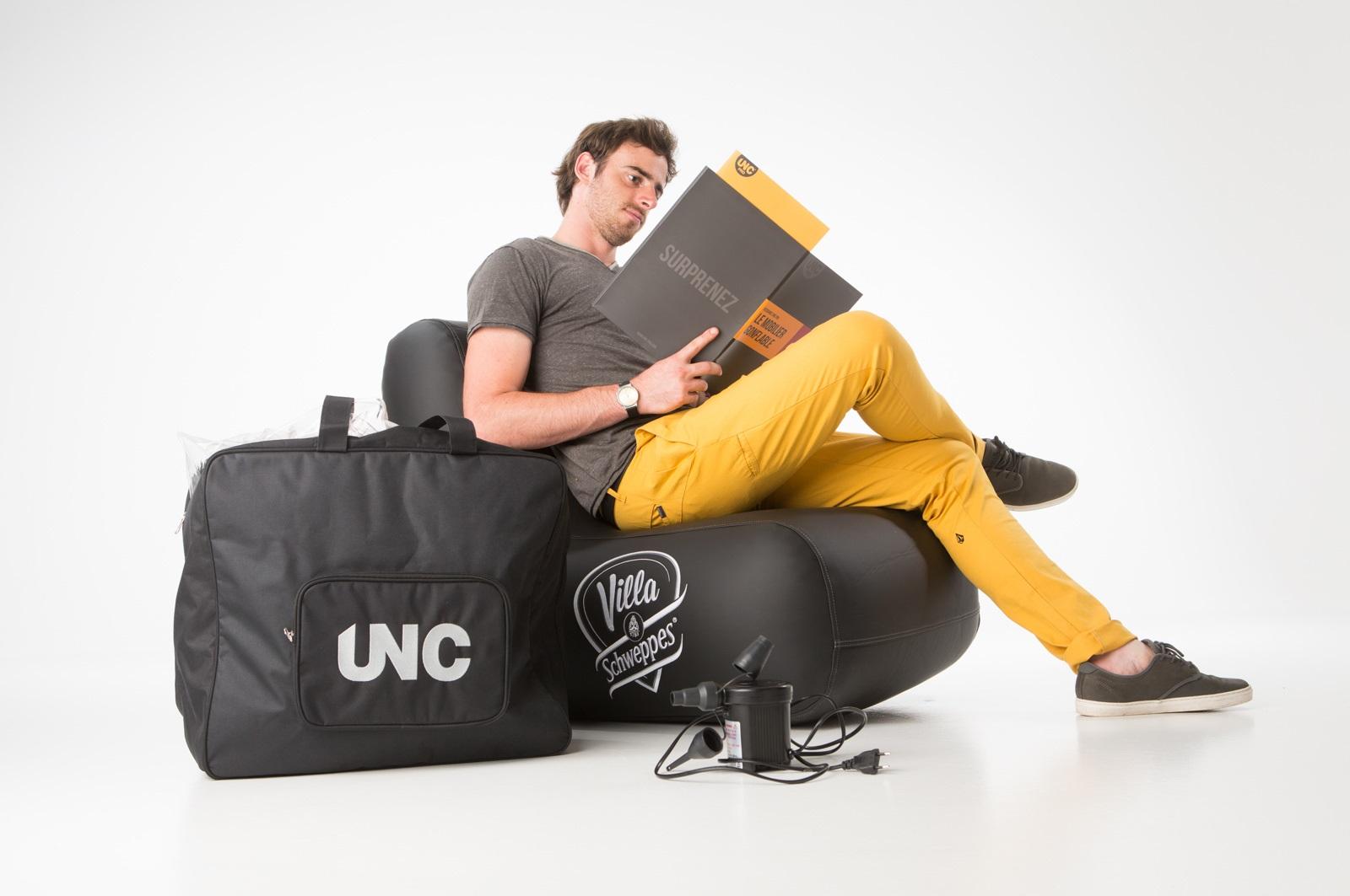 entrepreneur unc pro mobilier gonflable