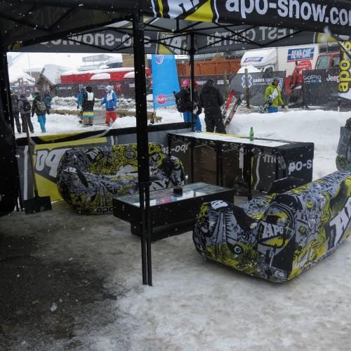 7_ APO Snow